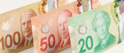 kanadisches Geld
