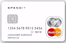 Spendit Card