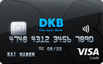DKB Kreditkarte Italien