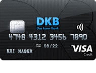 DKB Visa Geld abheben