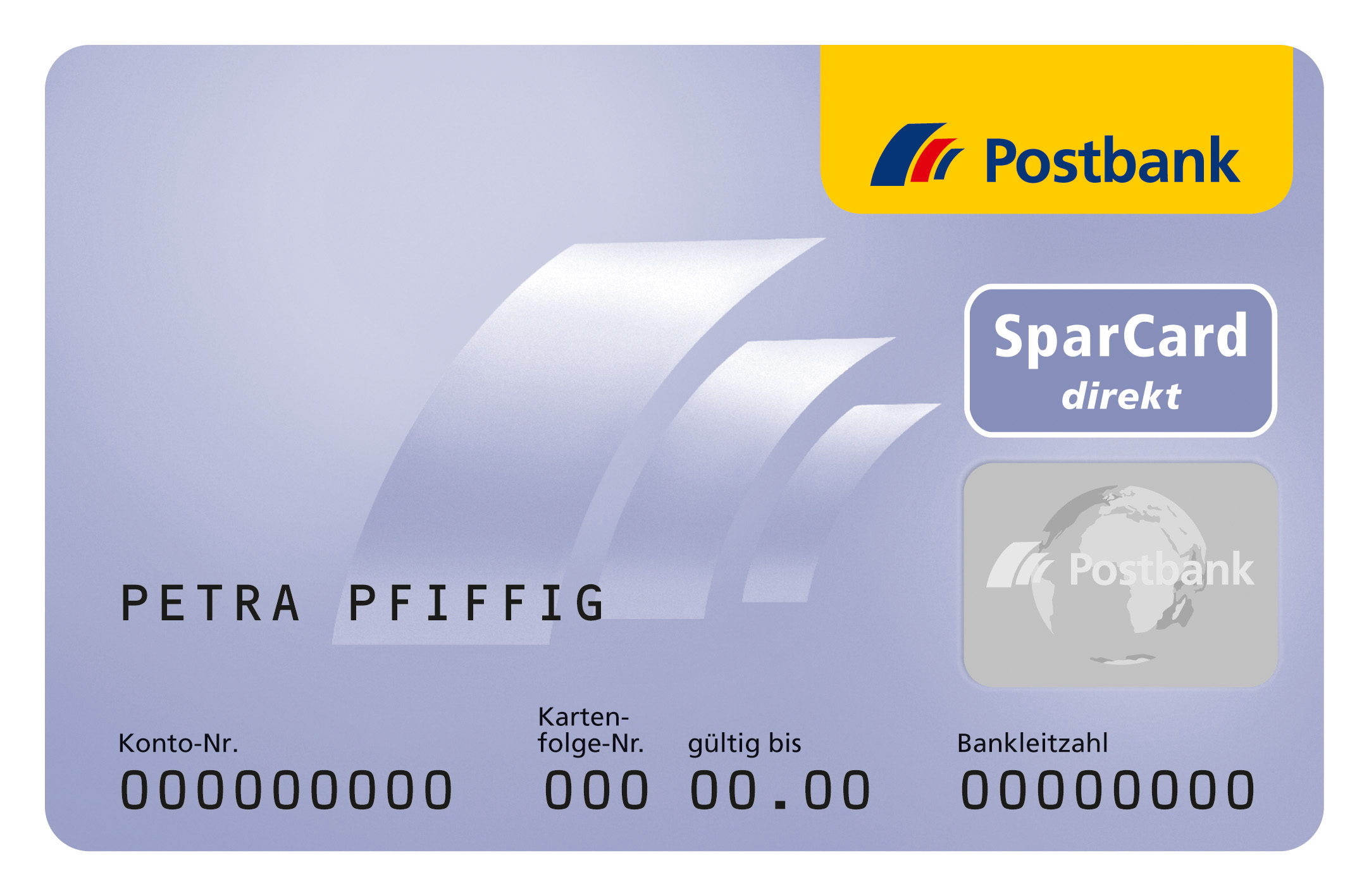 Postbank SparCard Rendite plus