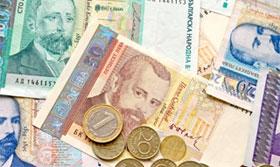 bulgarien geld, lew