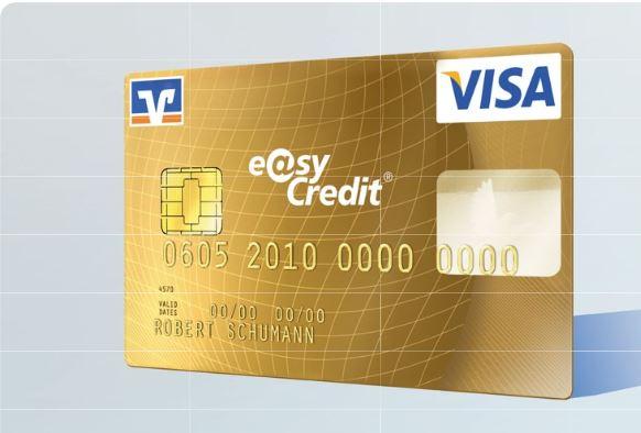 easyCredit Card Finanzreserve