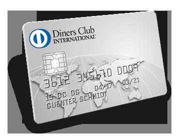 Diners Club Kreditkarte
