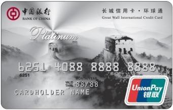 UnionPay Credit Card